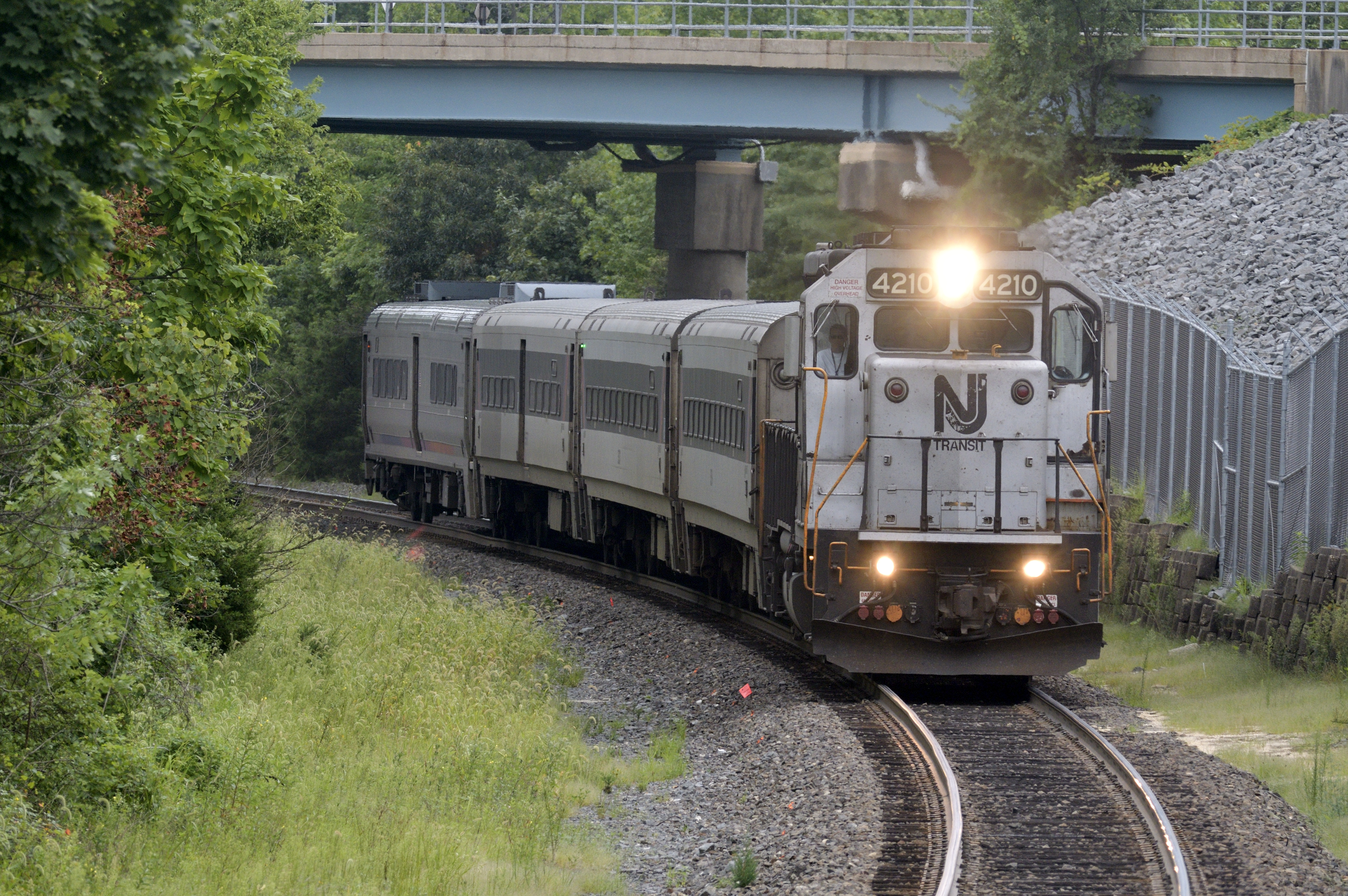 Normal NJ Transit service will resume April 1 at the earliest, according to state officials.