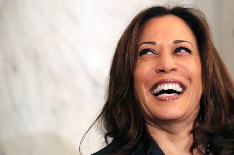 Sen. Kamala Harris (D-Calif.) is gearing up for her 2020 presidential campaign.