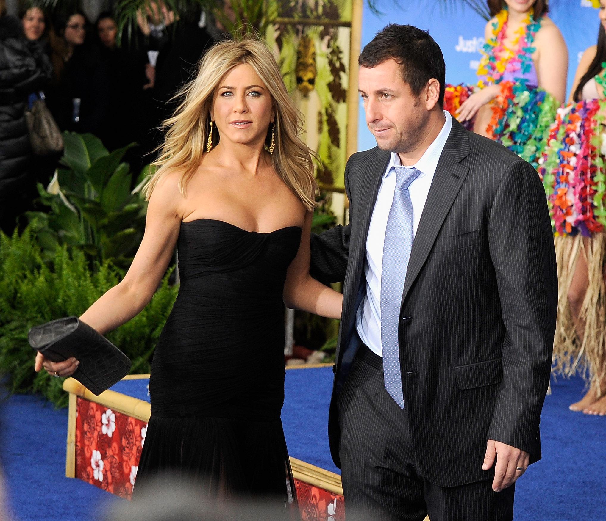 Netflix Adam Sandler Jennifer Aniston Murder Mystery
