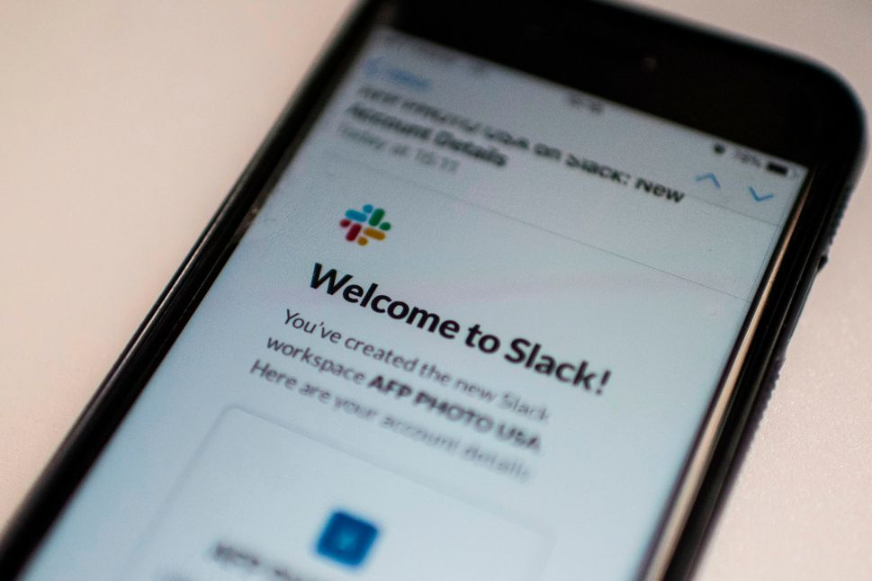 Slack is aiming for a $10 billion market debut in spring this year.