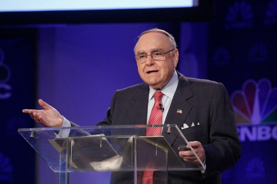 Leon Cooperman, founder of Omega Advisors.