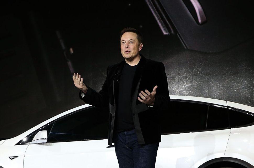 Tesla's Model 3 production target was met six months behind schedule in 2018.
