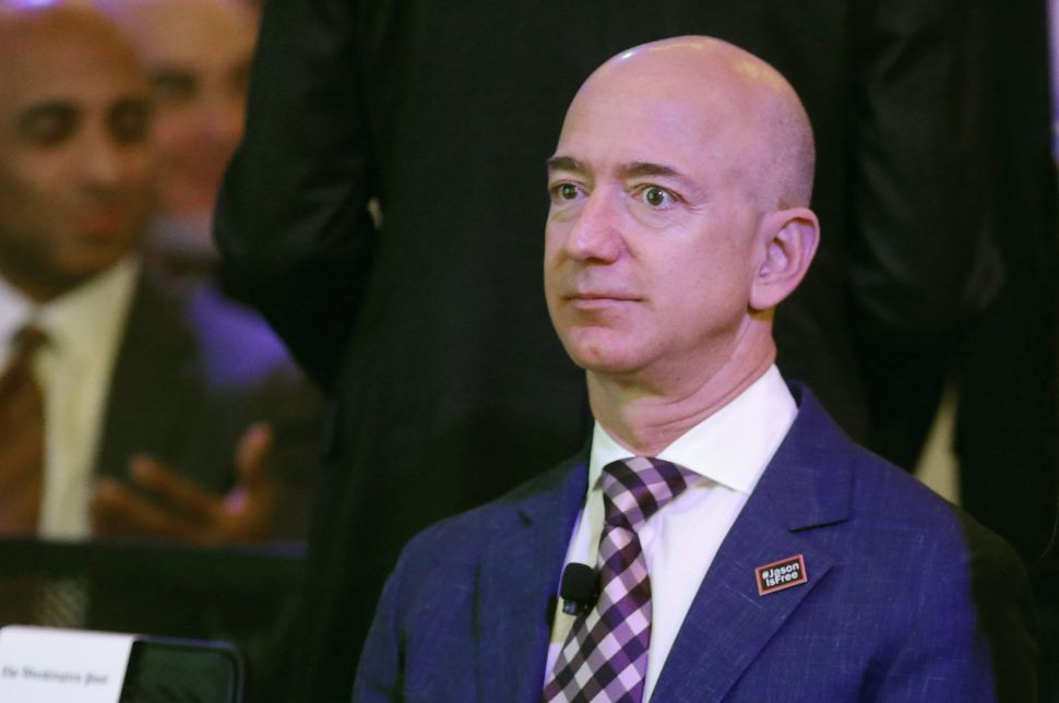 Jeff Bezos announced his divorce to MacKenzie Bezos.