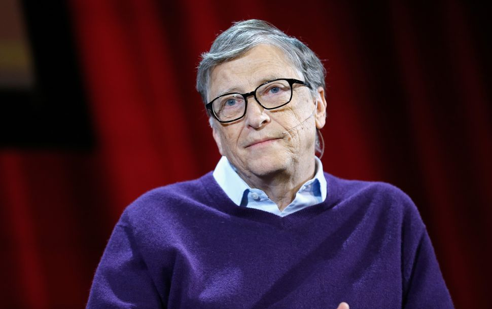 Bill Gates' charitable foundation has the country's most generous family paid leave policy.
