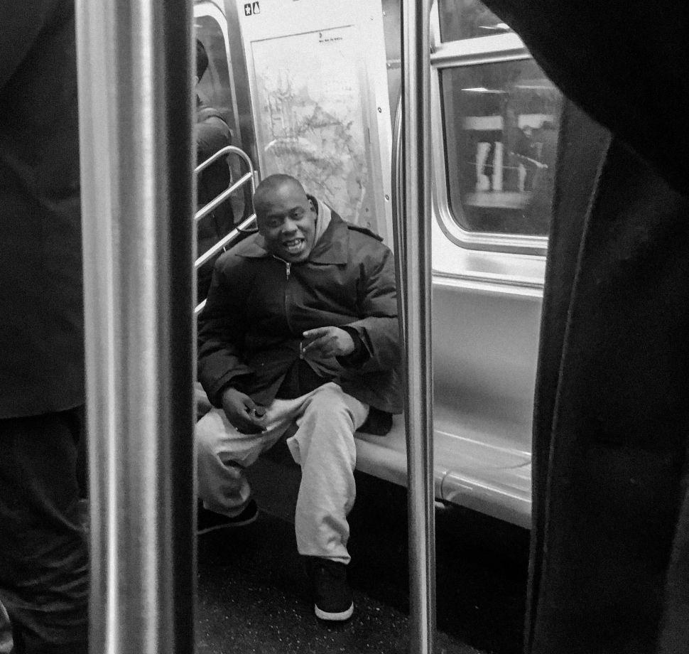 Citizen App Alert Reads: Disturbance on Subway