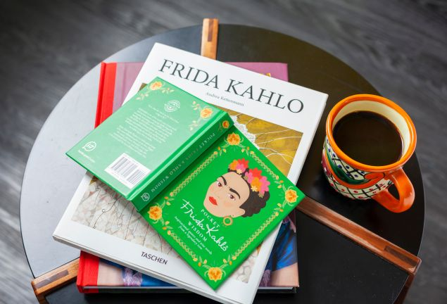 Frida KAhlo room