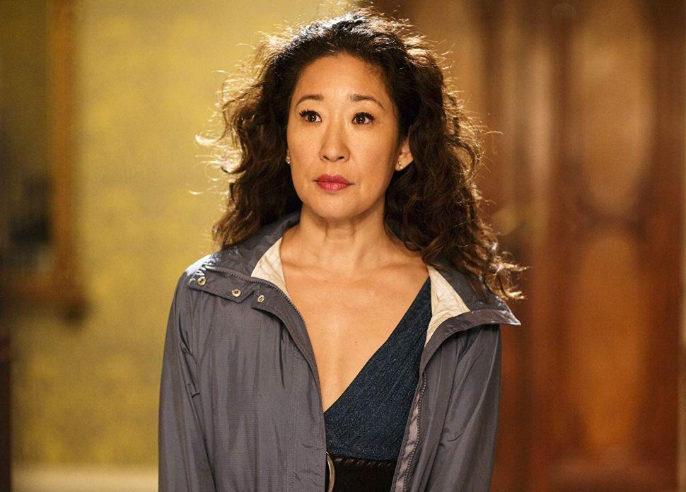 Killing Eve Season 2 Sandra Oh Jodie Comer