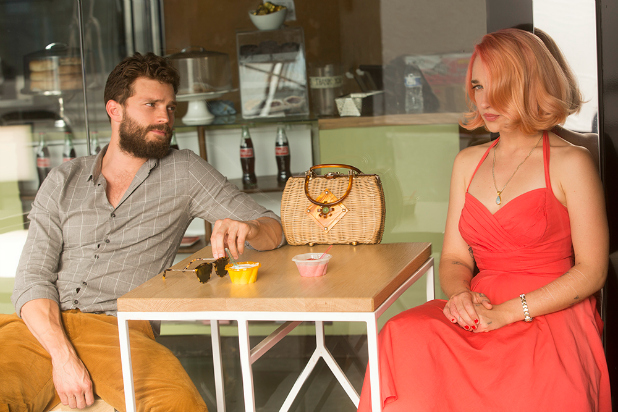 Jamie Dornan and Jemima Kirke in Untogether.