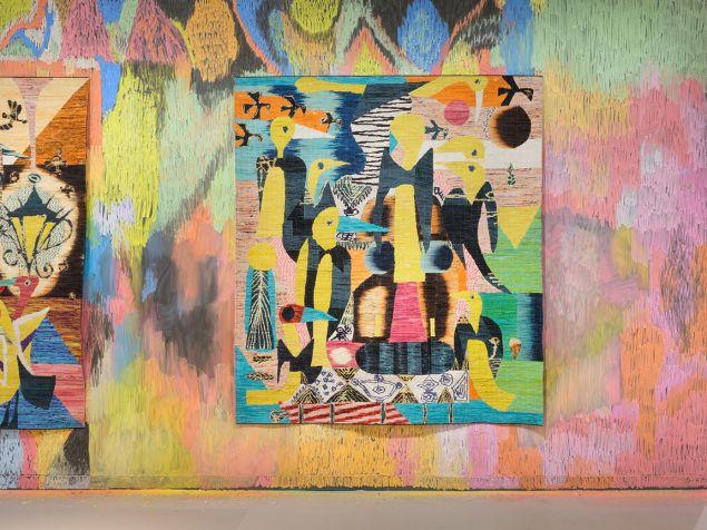 Work by Yann Gerstberger.