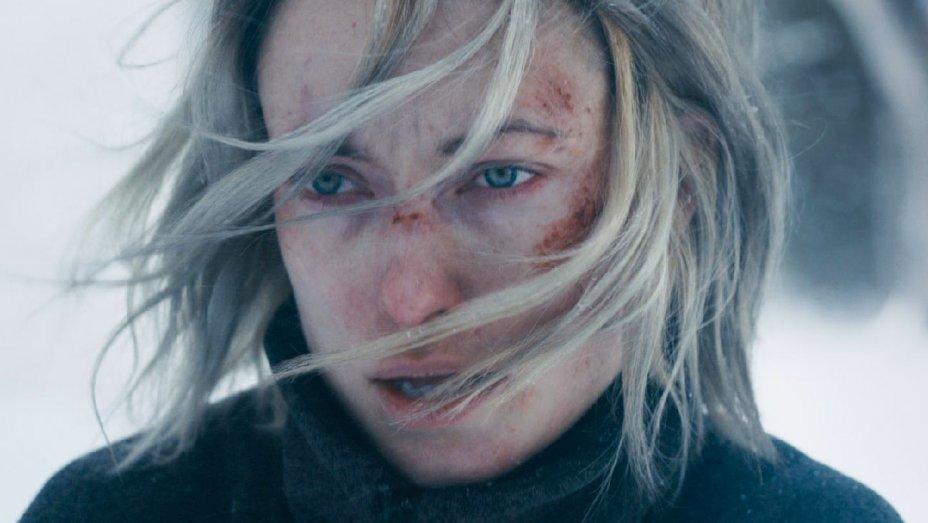 Olivia Wilde in A Vigilante.