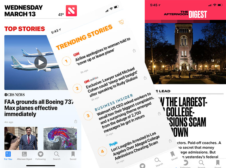 Could bundling news subscriptions for one monthly fee be the latest trend in bundling?