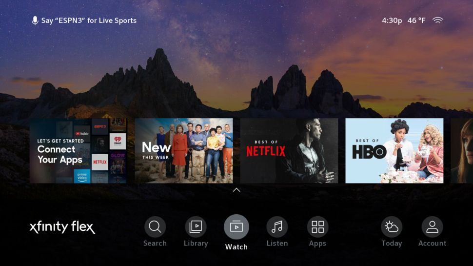 Comcast is launching its own streaming device called Xfinity Flex.