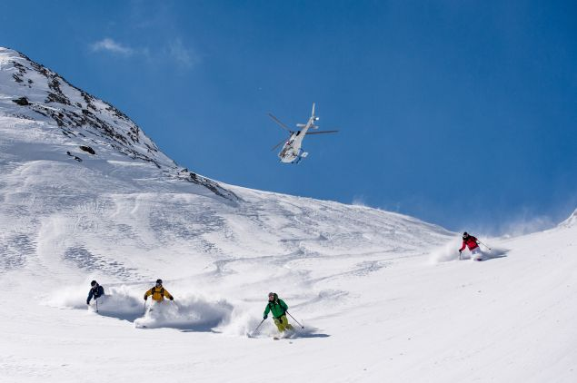 Eleven Experience Ski Safari