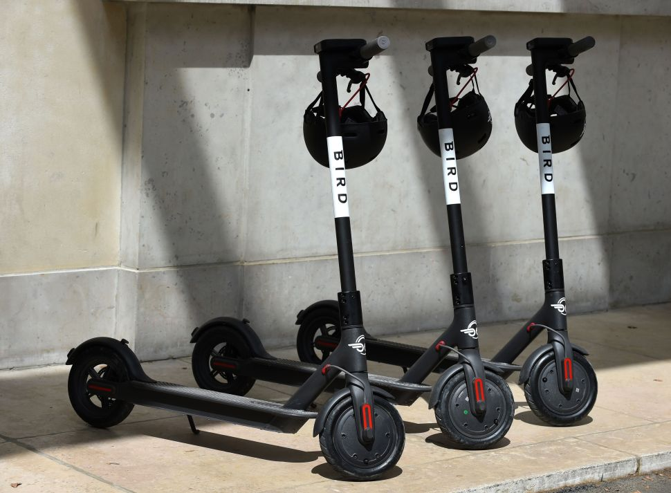 Scooter startup Bird is launching Bird Platform to partner with local entrepreneurs.