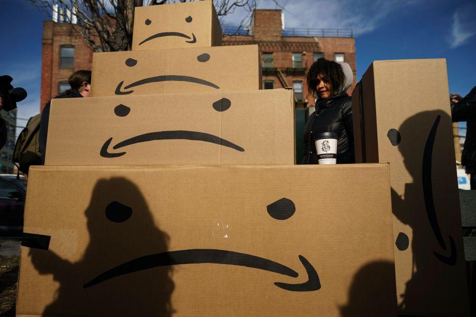 Amazon's Virginia HQ2 plans move forward.