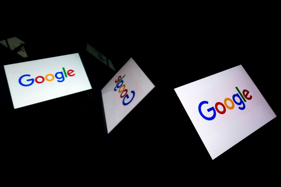 Google has been hit with a fine by the European Commission over its dominant search tool.