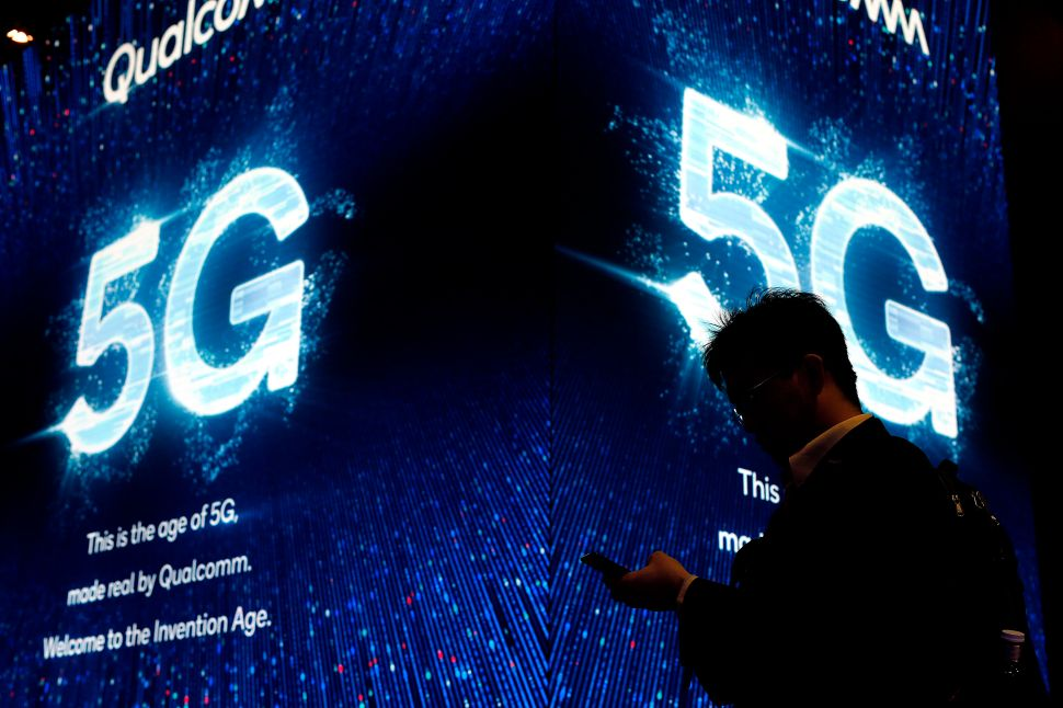 5G technology is being turned on by Verizon and AT&T this year.