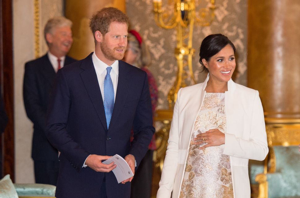 Prince Harry and Meghan Markle's big move is just around the corner.