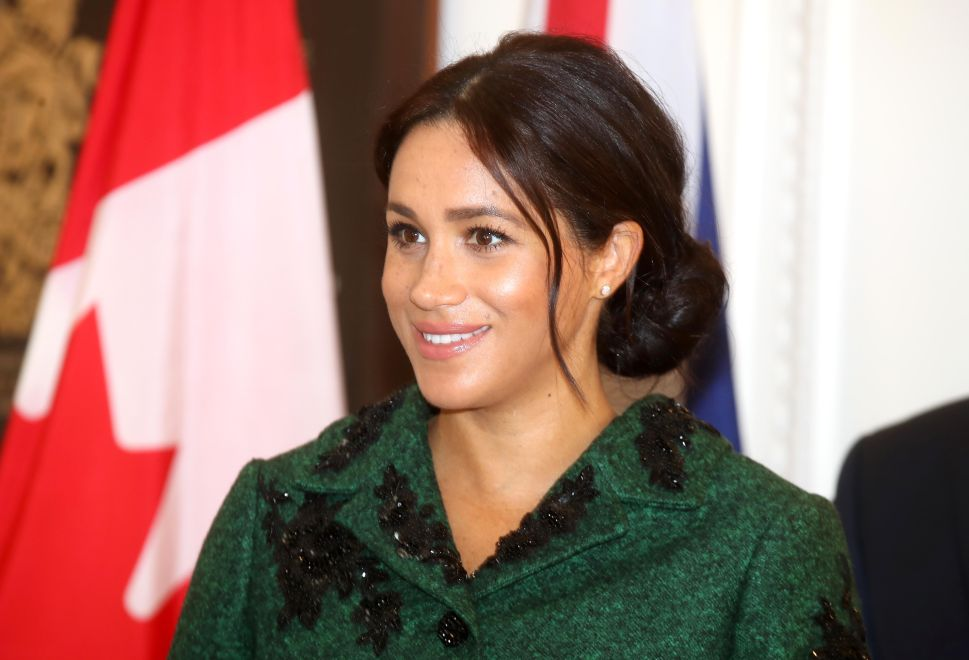 The Duchess of Sussex took charge of the renovation.