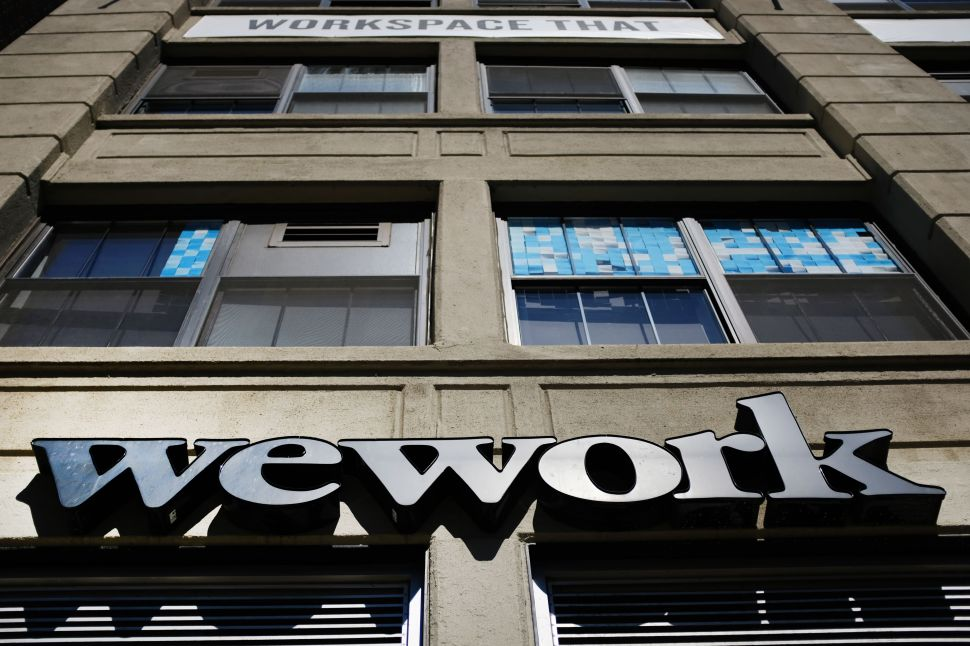 WeWork doubled its net losses in the last quarter, pushing it to find new ways to turn a profit.