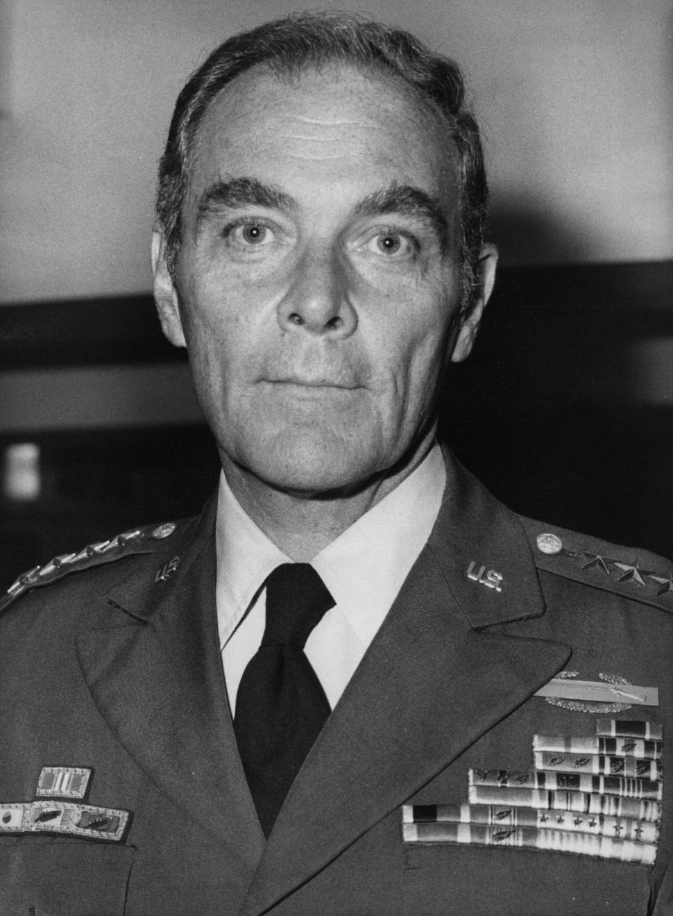 Alexander Haig, former secretary of state under President Ronald Reagan.