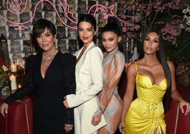Kardashian Jenner family real estate