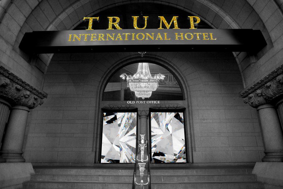 The Trump International DC.