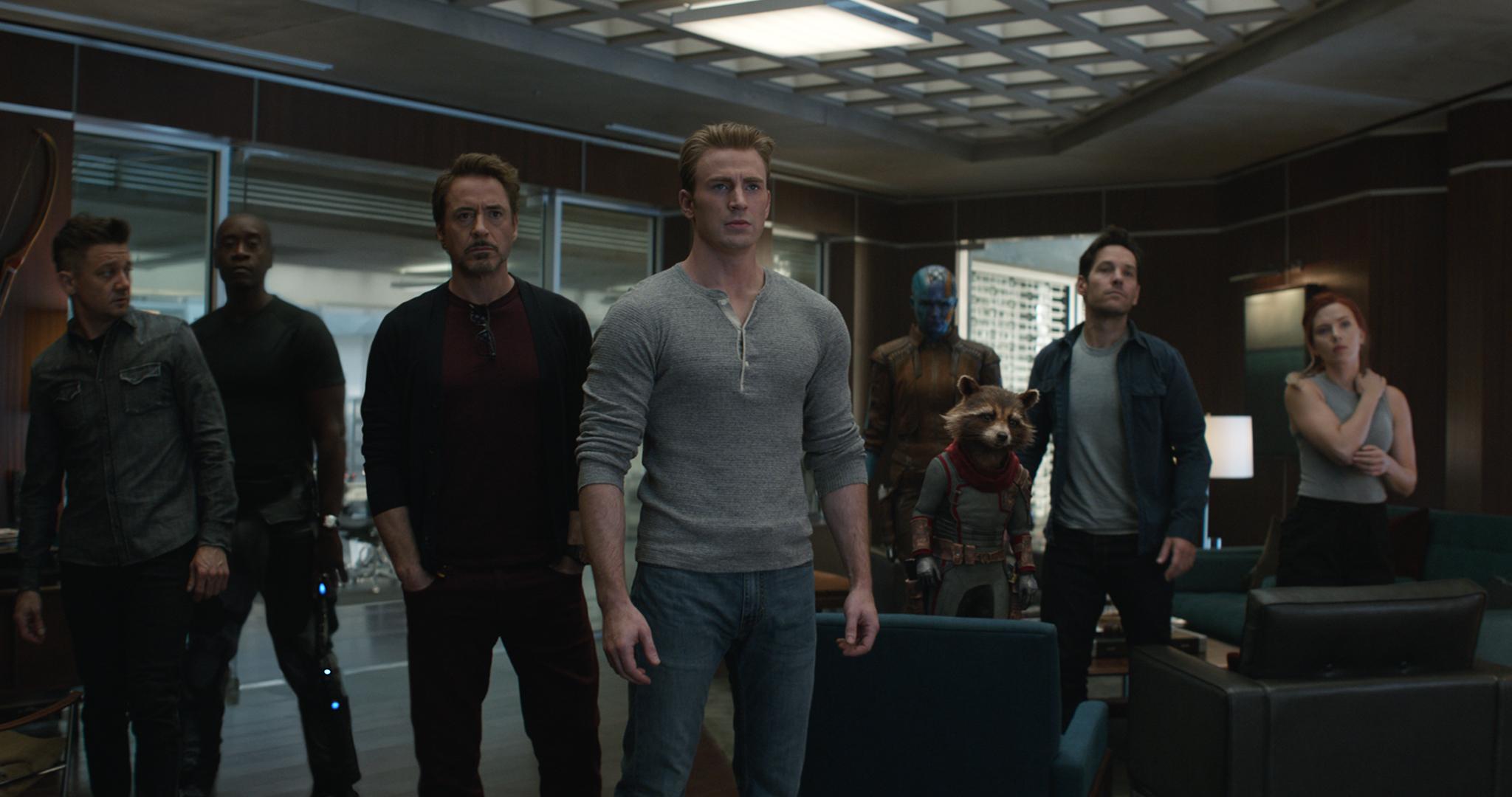 Avengers: Endgame Marvel Cast Salaries Robert Downey Jr.