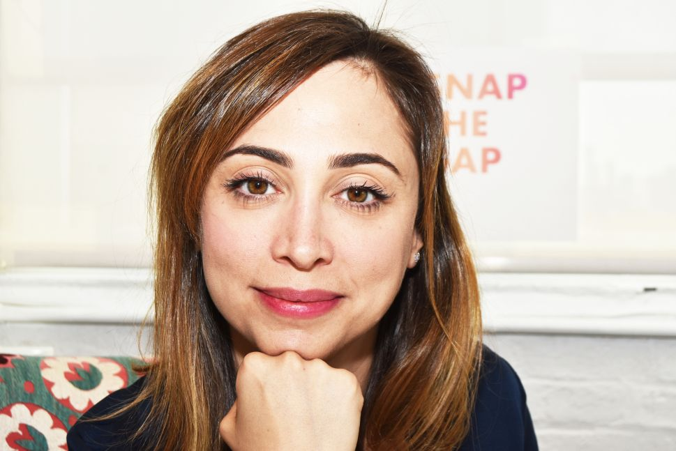 Founder and CEO Ayah Bdeir launched littleBits in 2011.