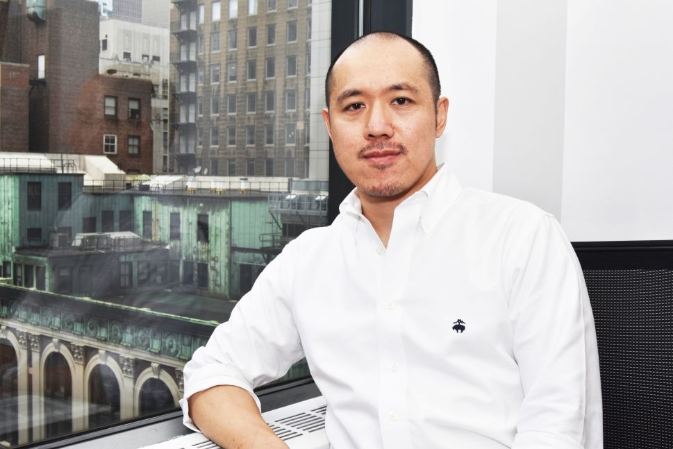 Co-founder and CTO of KidPass, Chhay Chhun,