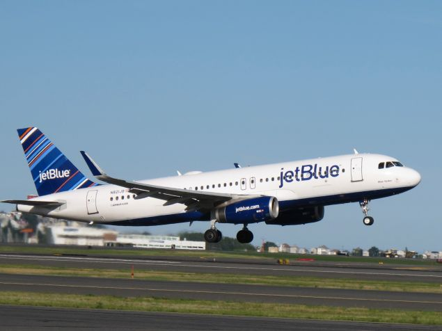 JetBlue is launching flights to London from New York