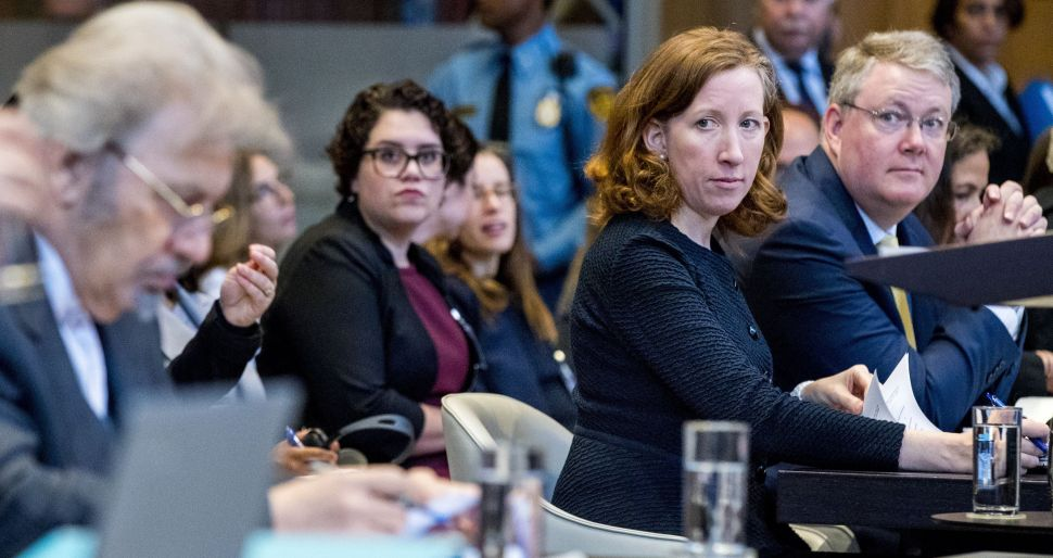 Facebook hires State Department's Jennifer Newstead as its general counsel.