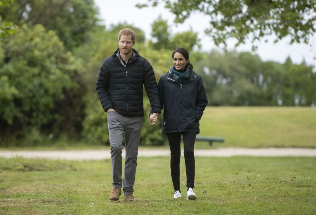 Prince Harry and Meghan Markle are already the ultimate hosts at Frogmore Cottage