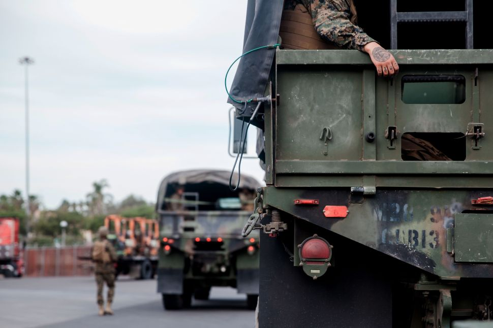 While major companies race to get autonomous cars on the road, the U.S. Army already has a head start.