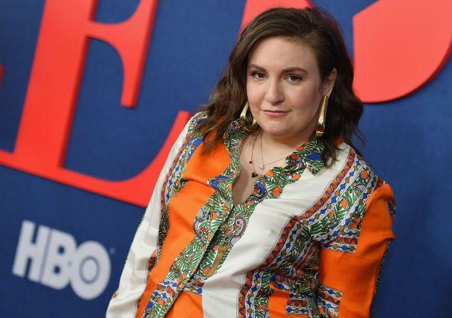 Lena Dunham lists Brooklyn apartment