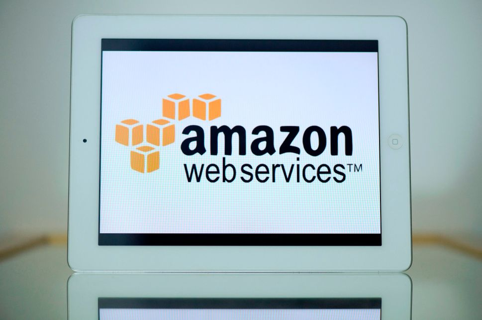 Amazon's AWS is a smaller business than Amazon.com but far more profitable.