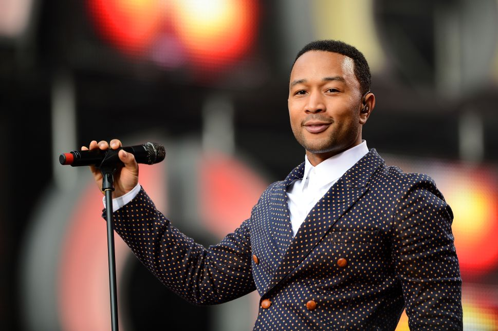 John Legend is ready to serenade you through Google Assistant.