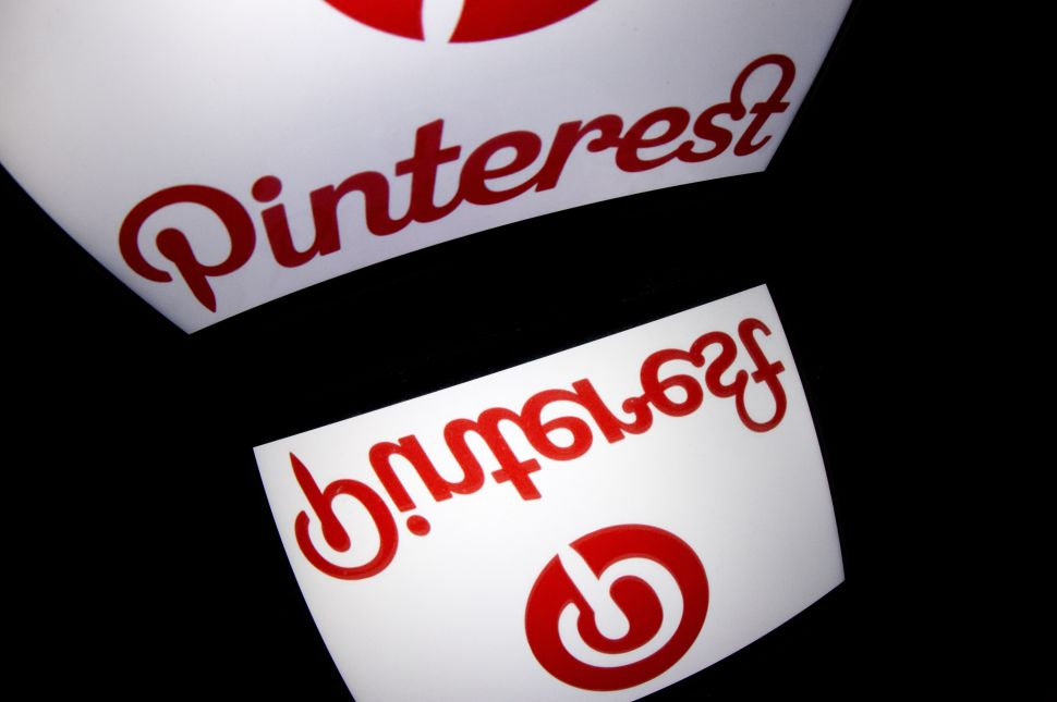 Pinterest prepares to go public with realistic share prices.