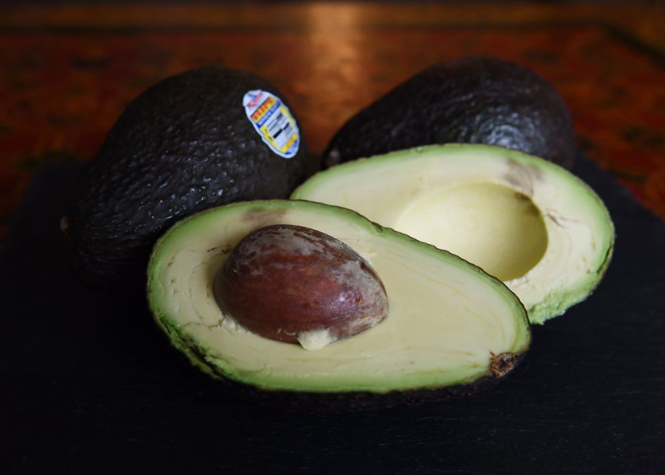 If Trump closes the U.S.-Mexico border this week as he's threatened, the U.S. will run out of avocados in three weeks.