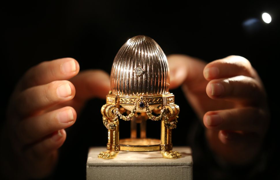 Russian Imperial egg