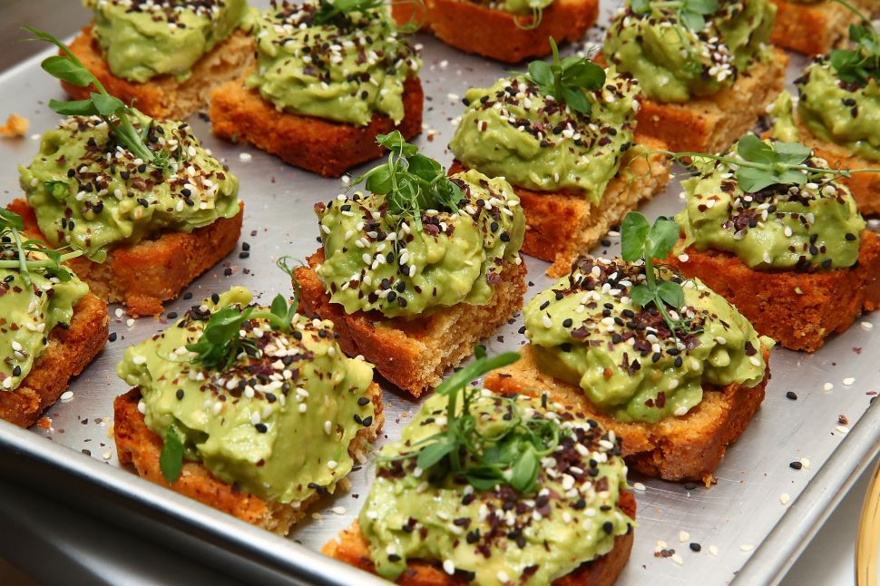 How much would you be willing to spend on avocado toast?