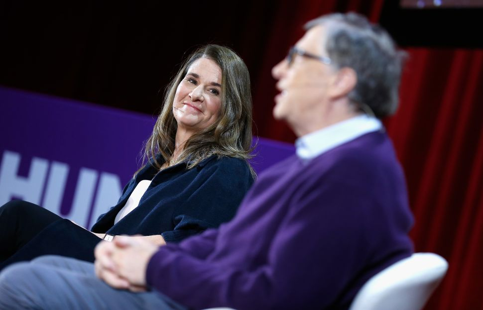Melinda Gates stayed behind the scene for years before she became fairly recognized as a co-founder of the Gates Foundation.
