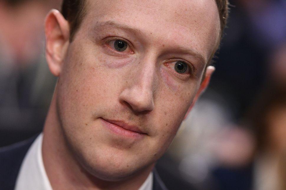 Facebook CEO Mark Zuckerberg is now a millennial podcaster.