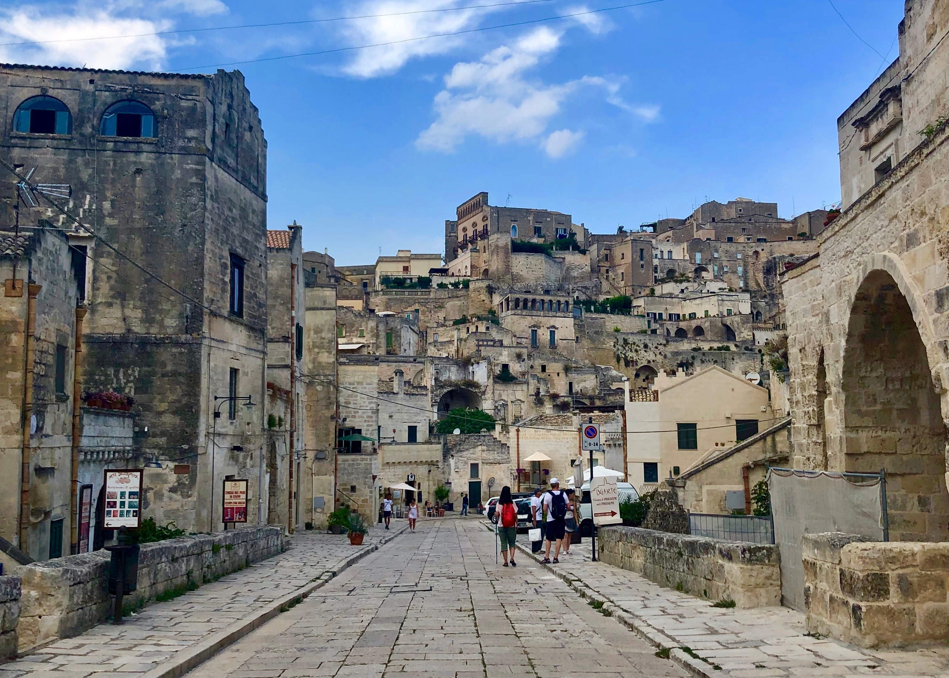 Matera Old Town
