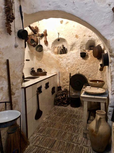 Casa Grotta di Vico Solitario in Matera