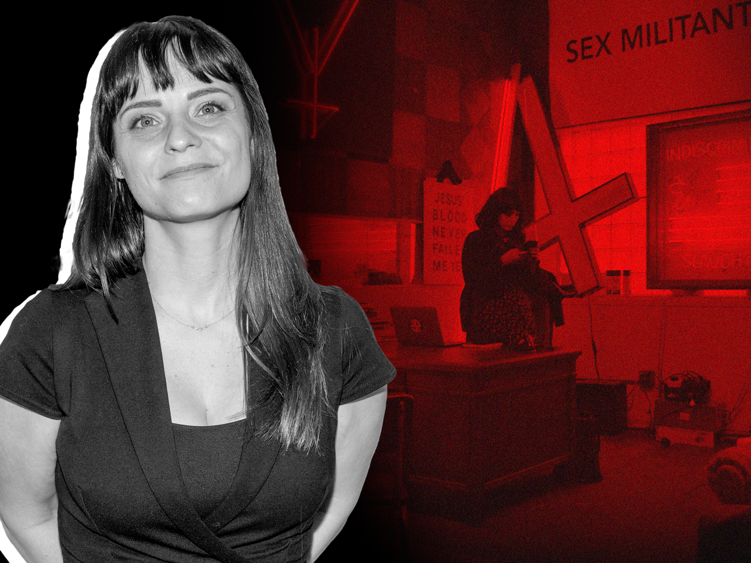 'Hail Satan?' director Penny Lane.