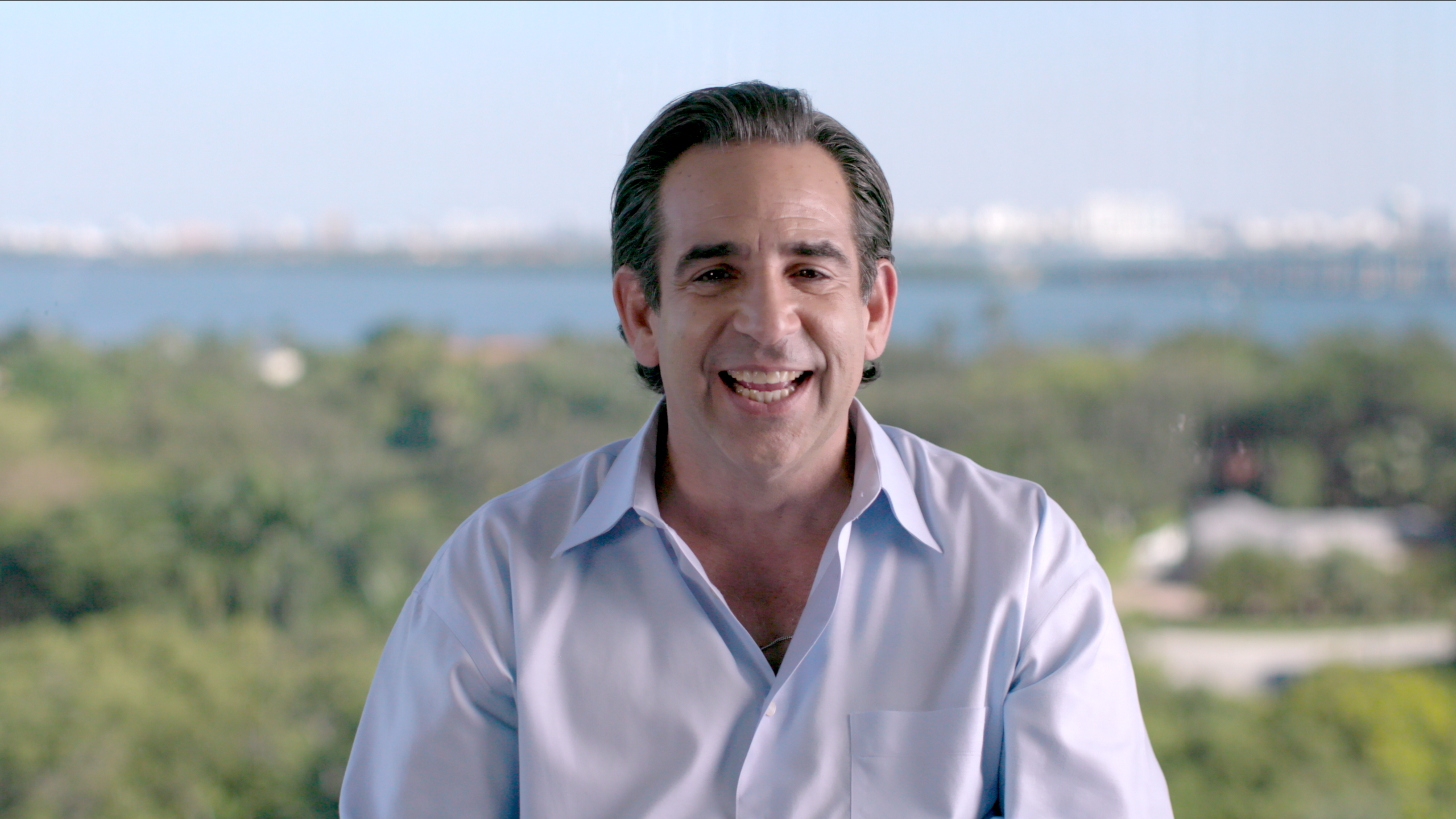 Tony Bosch in 'Screwball.'