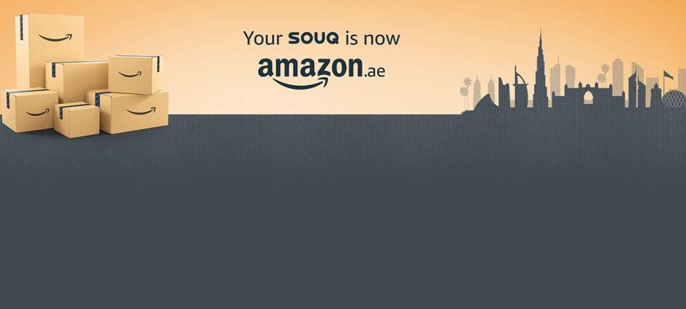 Amazon officially launched a Middle Eastern marketplace.
