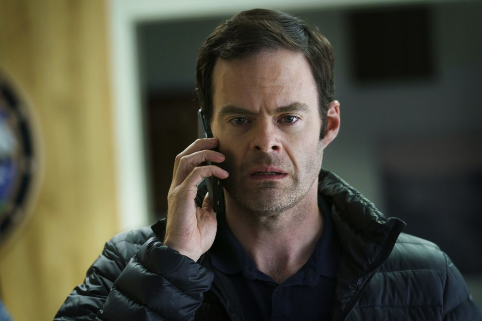Bill Hader in 'Barry'