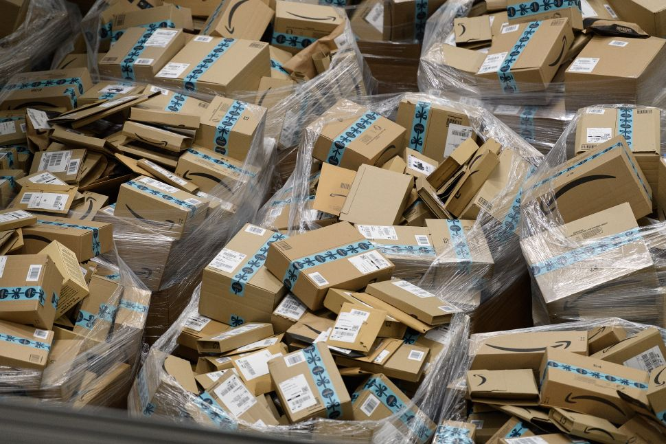 Amazon's third-party sellers account for the bulk of the platform's sales.
